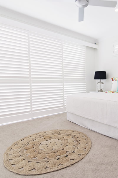 HP Avenir Internal Plantation Shutters