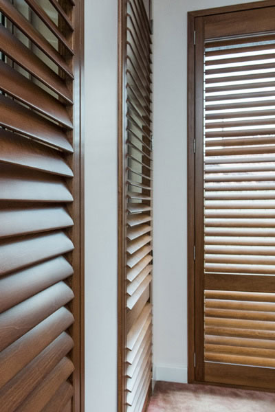 HP Classic Timber Plantation Shutters